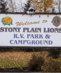 Stony Plain Lions RV Park & Campground